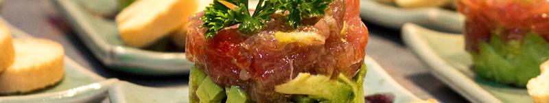 Costanera 700 é um espaço que combina a cozinha peruana com a japonesa