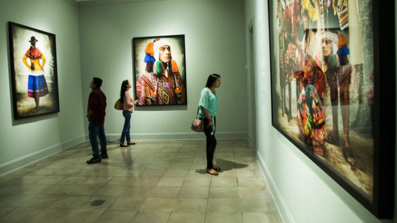 Arte moderna peruana