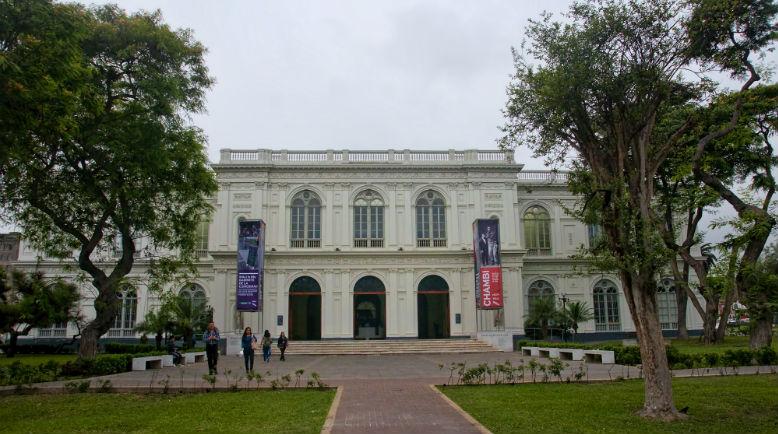 Museus em lima