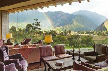 Hotel no Vale Sagrado: conheça as ruínas com conforto