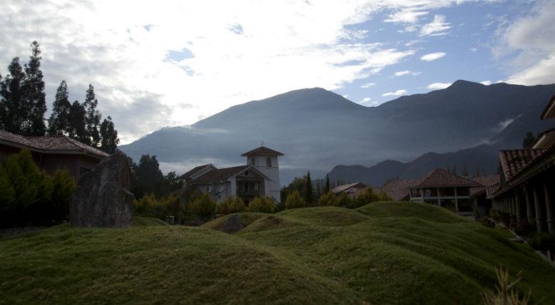 hotel no vale sagrado