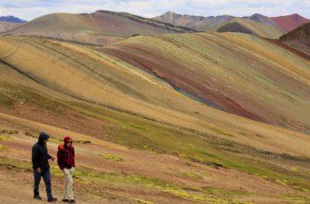 Montanha Pallcoyo: conheça a prima da montanha Vinicunca