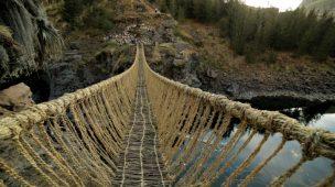 ponte Q'swachaka