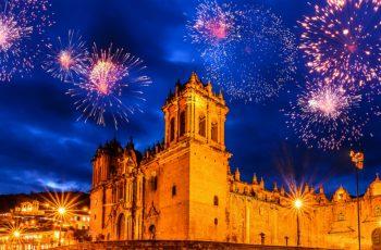Ano Novo em Cusco, o destino preferido da América do Sul