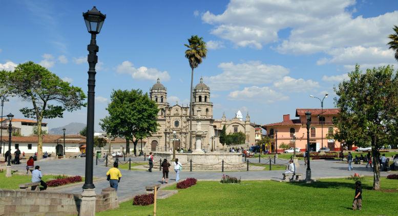 viajando pela América Latina