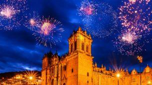 Ano Novo em Cusco