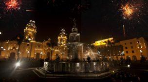 Ano Novo em Lima