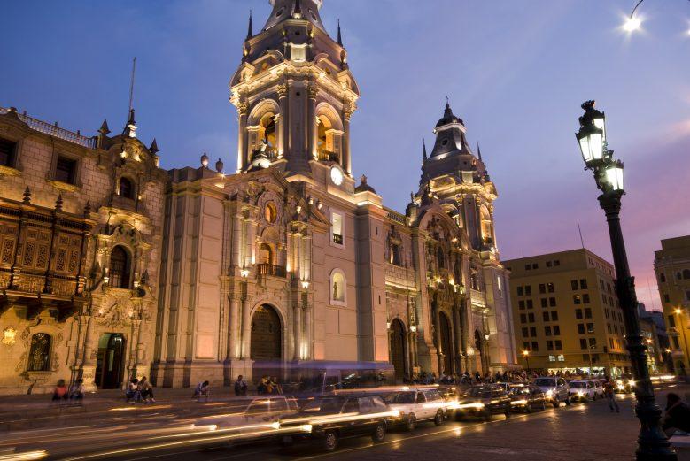 Ano Novo No Peru