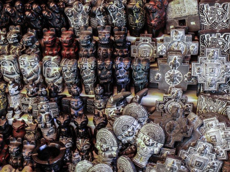 Pontos turísticos do Peru