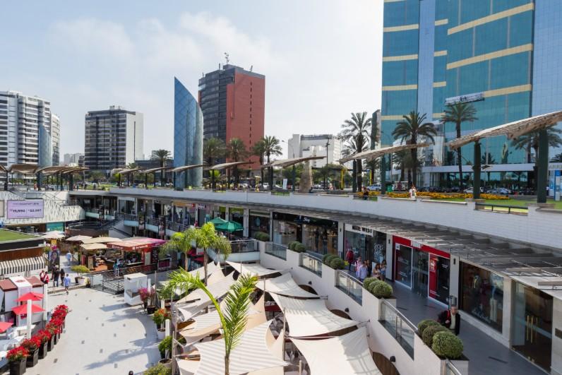 Pontos turísticos em Lima para fazer compras