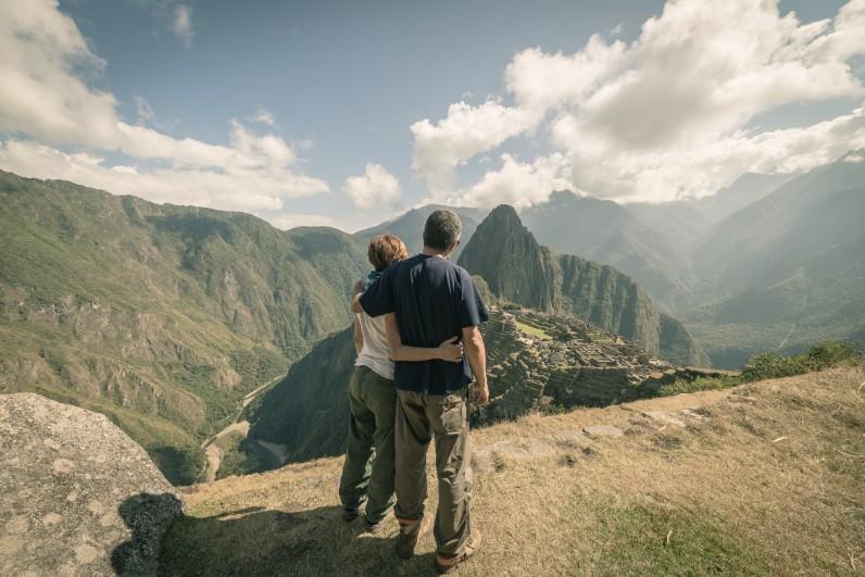 Lua de mel no Peru: Machu Picchu