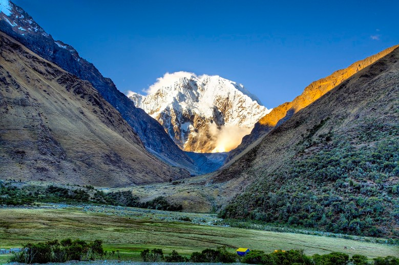 Como chegar em Machu Picchu: Trilha Salkantay