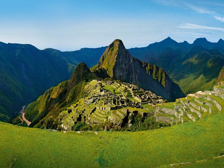 Machu Picchu em Janeiro: tudo é muito mais verde