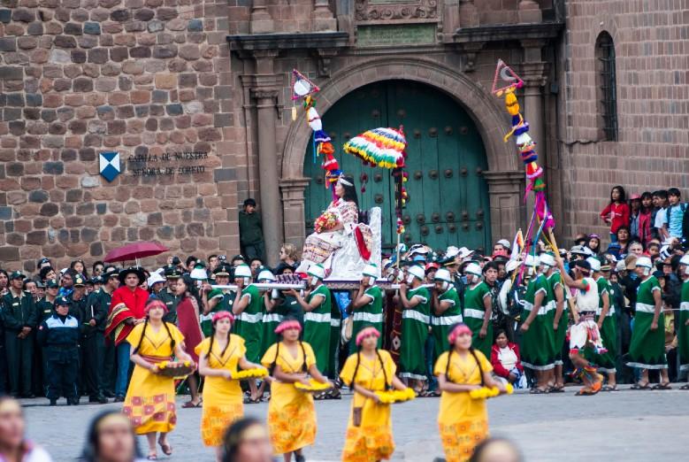 feriado peruano festa do sol Inti Raymi