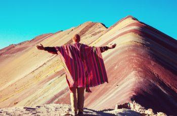 Montanhas coloridas no Peru: como surgiram e como visitá-las