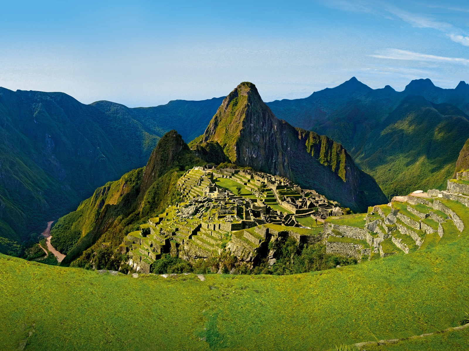 Machu Picchu vai fechar?