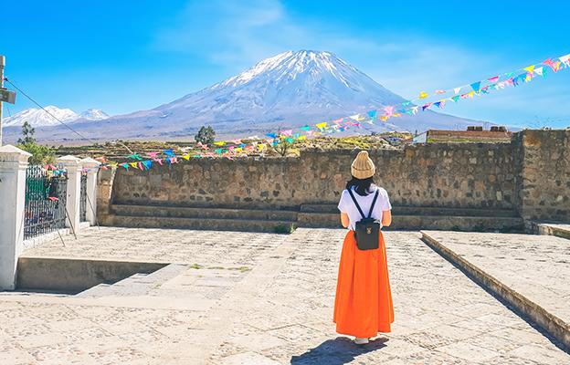 Vulcões de Arequipa