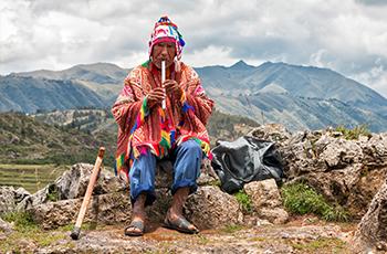 Por que Machu Picchu é um lugar místico?
