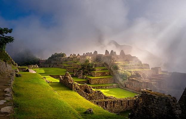 Para que servia Machu Picchu?