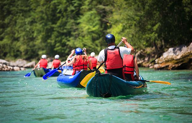 Rafting no Rio Urubamba